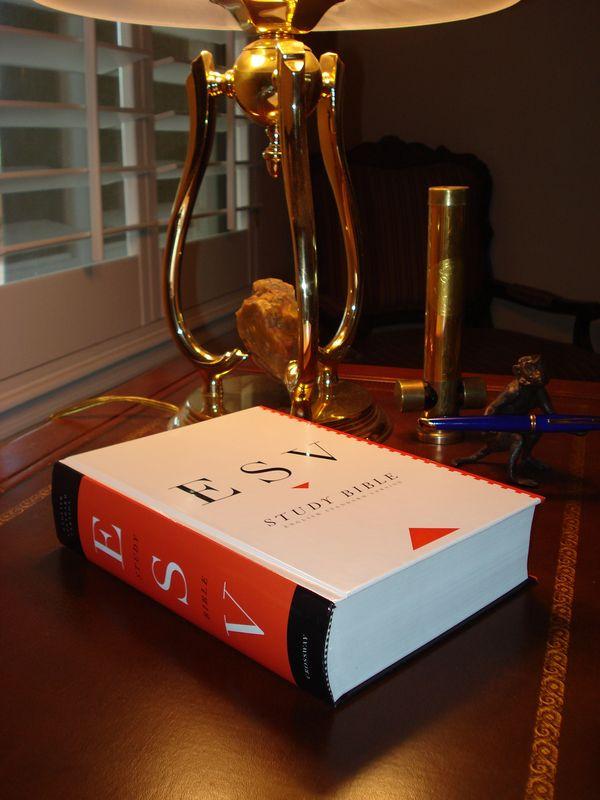 Bible Reading Plan (www.esv.org/biblereadingplans)