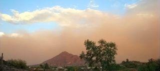 Arizonaduststorm