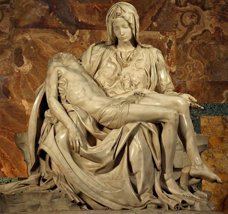 Michelangelo_Pieta