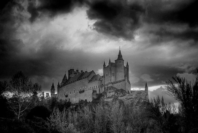 The Fortress of Segovia