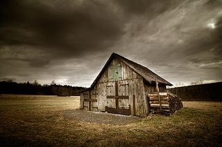 Woodshed, by Martin Gommel, Creative Commons License on Flickr