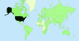 Boomer Readers From 170 Countries