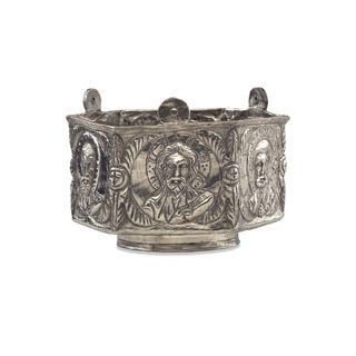 7th Century Byzantine Censer, The British Museum