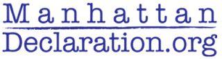 The Manhatten Declaration