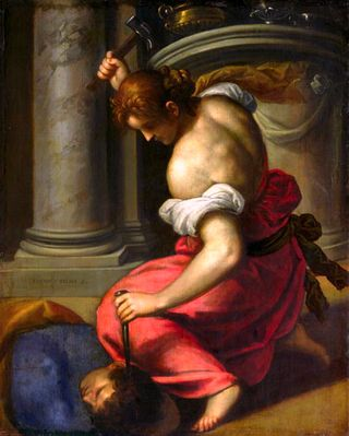 The Death of Sisera, by Palma II Giovane