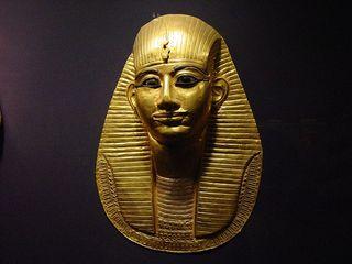 Mask of Amenemope