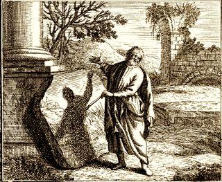 Habakkuk, 1716, from Biblia : Das ist die gantze Heilige Schrifft, Alten und Neuen Testaments / teutsch übersetzet von D. Martin Luther, Pitts Theology Library Digital Image Archive