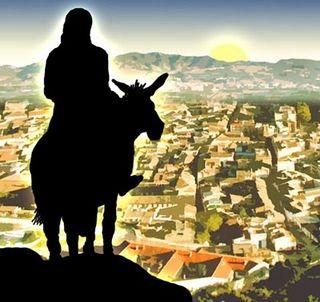Jesus_donkey