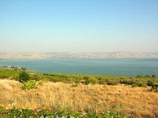 Tabgha, Mount of the Beatitudes, near Capernaum