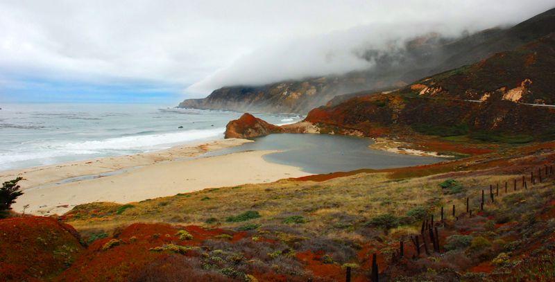 Big Sur Clouds