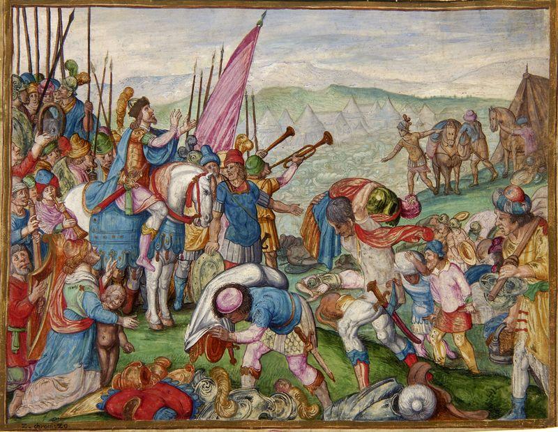 Jehoshaphat' s Battle