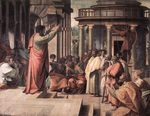 Paul in Athens by Raphael