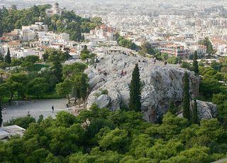 Areopagus, Mars Hill