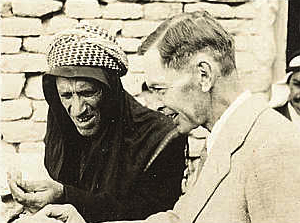 Leonard Wooley with Foreman Hamoudi