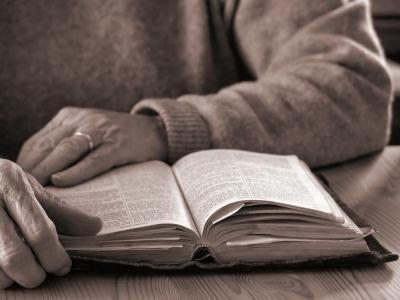 Grandmas Bible
