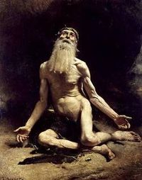 Job, by Léon Bonnat